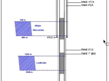 Maîtrise d'oeuvre d'abandon d'un puits – SMIREC – La Courneuve (93)