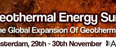 GLOBAL GEOTHERMAL ENERGY SUMMIT 2017