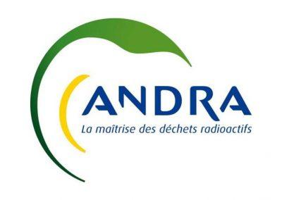 Assistance microbiologique lors de la réalisation de l'équipement de forage à -500 m pour l'ANDRA (Agence Nationale de Gestion des Déchets Radioactifs) depuis 2005