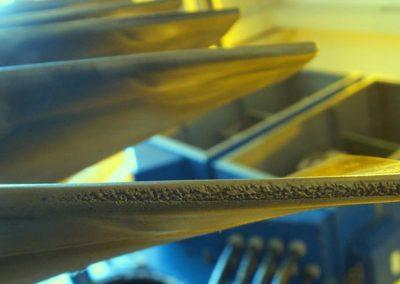Audit technique des désordres de corrosion observés sur une turbine à vapeur géothermale simple flash