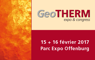 Salon GeoTHERM